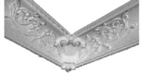 DM1-723A-8 Decorative Cove Molding
