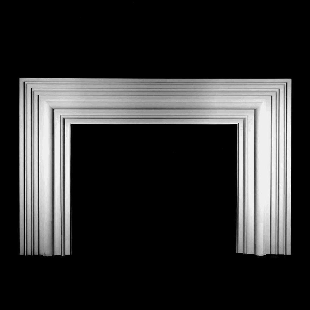 fireplace mantels mantel shelves cast plaster gypsum stone