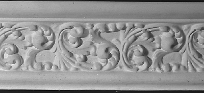 Classic Rococo Scroll Molding