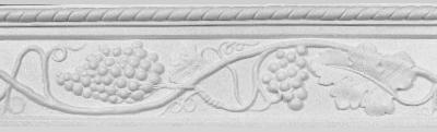 Decorative Grape bunches, leaves and Vines Crown Molding