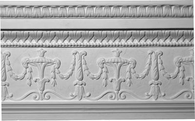 Decorative Plaster Molding