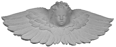 Winged Cherub A107